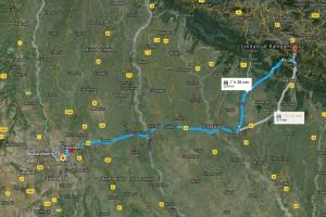 Ramgarh map